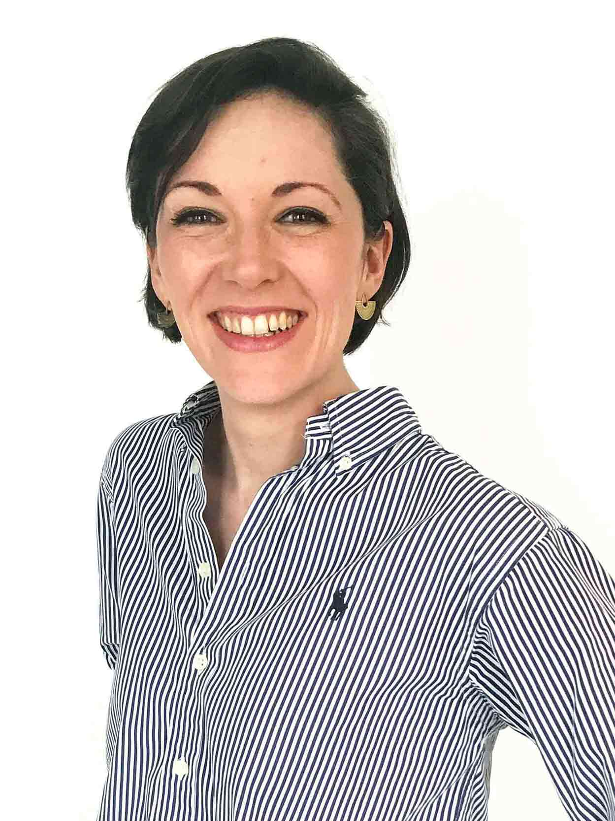 Noémie Deshayes est l'office manager Tactique et s'occupe de toute l'organisation