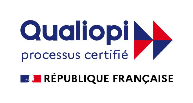 la formation Tactique a reçu la certification Qualiopi