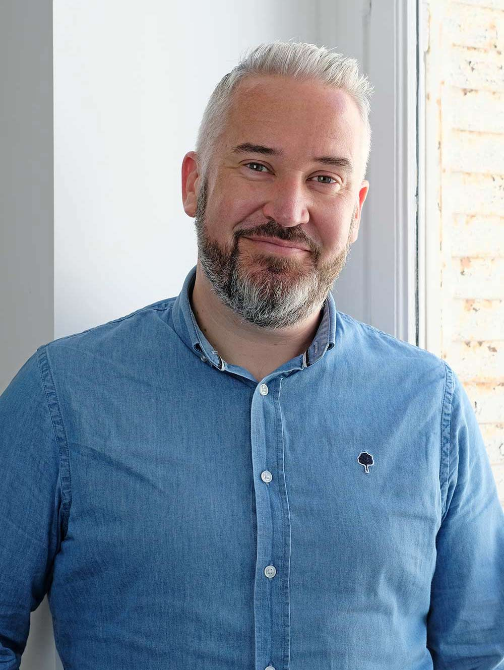 Jean-François Bertrand est le co-dirigeant de Kom&Do, qui fait de la mise à disposition de compétences et du recrutement