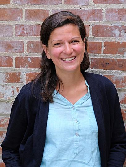 Profil de Mélanie Morin, co-pilote de Tactique