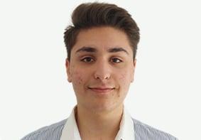 Lucas Recrosio – Chargé de Webmarketing