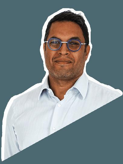 Karim Essemiani est dirigeant de Gwenneg et expert en financement participatif