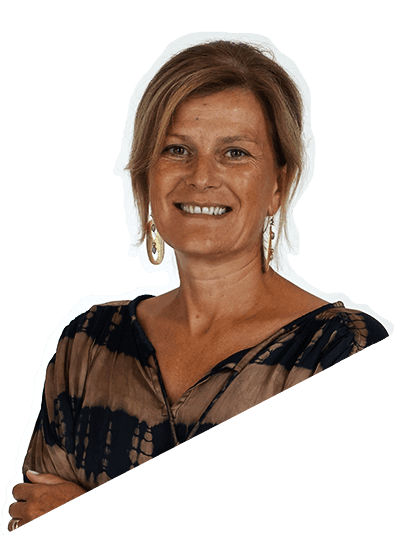 Céline Moreau est la dirigeante de CGP Entreprises, dans le financement de développement