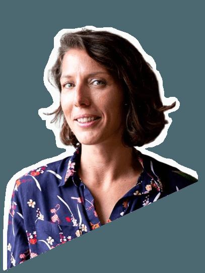 Maud Bataille fait partie de la Roche aux Fées Communauté et est en charge de La Canopée