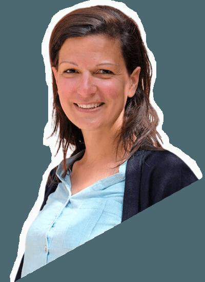 Mélanie Morin, co-pilote Tactique, s'occupe du développement et de la formation