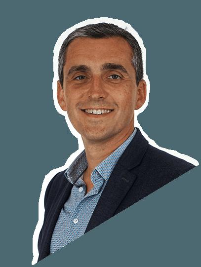 Sébastien Noël est responsable du marché des professionnels et entrepreneurs à la BNP Paribas